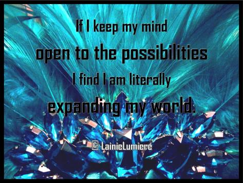 The potential within all of us is endless...
